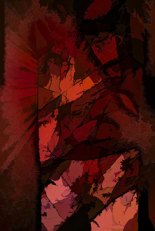 """""""Sunburst Abstract"""""""