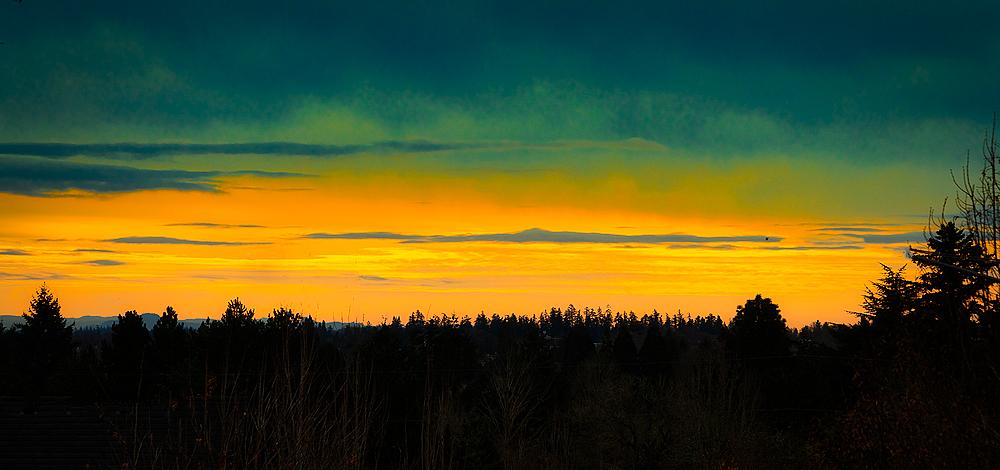 """Morning Sky"""