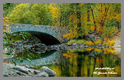 Bridge over Merced River