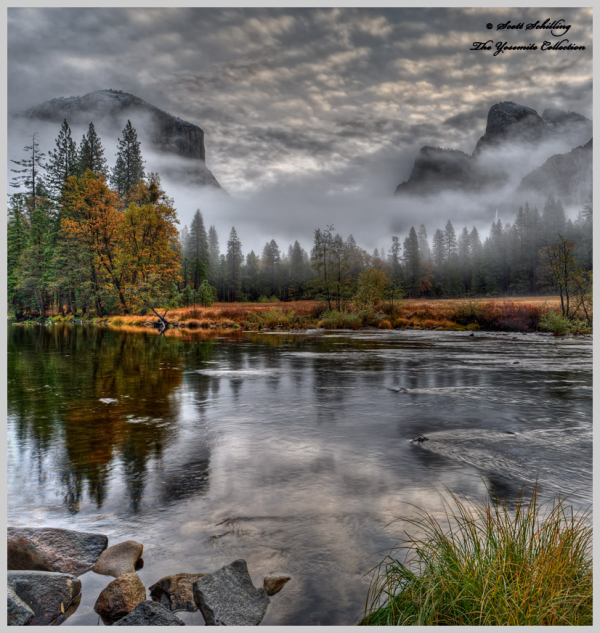 Yosemite Autumn Morning