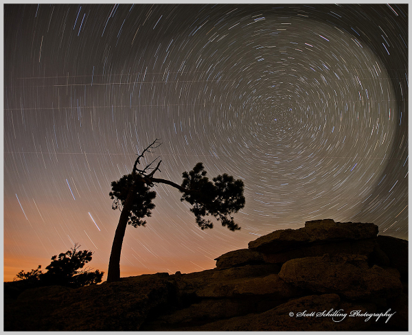 Star Trails