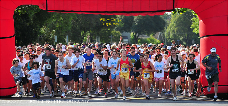 Willow Glen5k