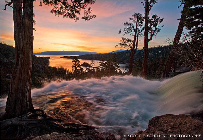 Eagle Falls Lake Tahoe