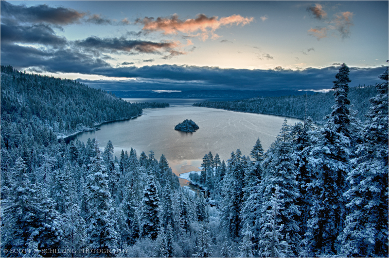 Lake Tahoe Workshop