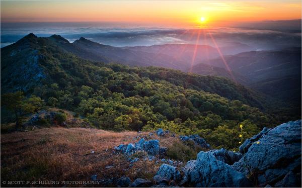 Fremont Peak State Park