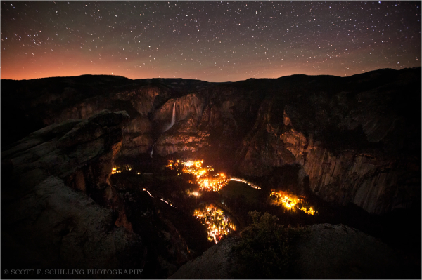 Yosemite Night
