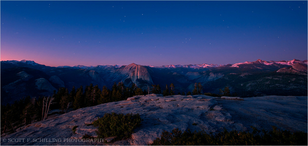 Yosemite Night