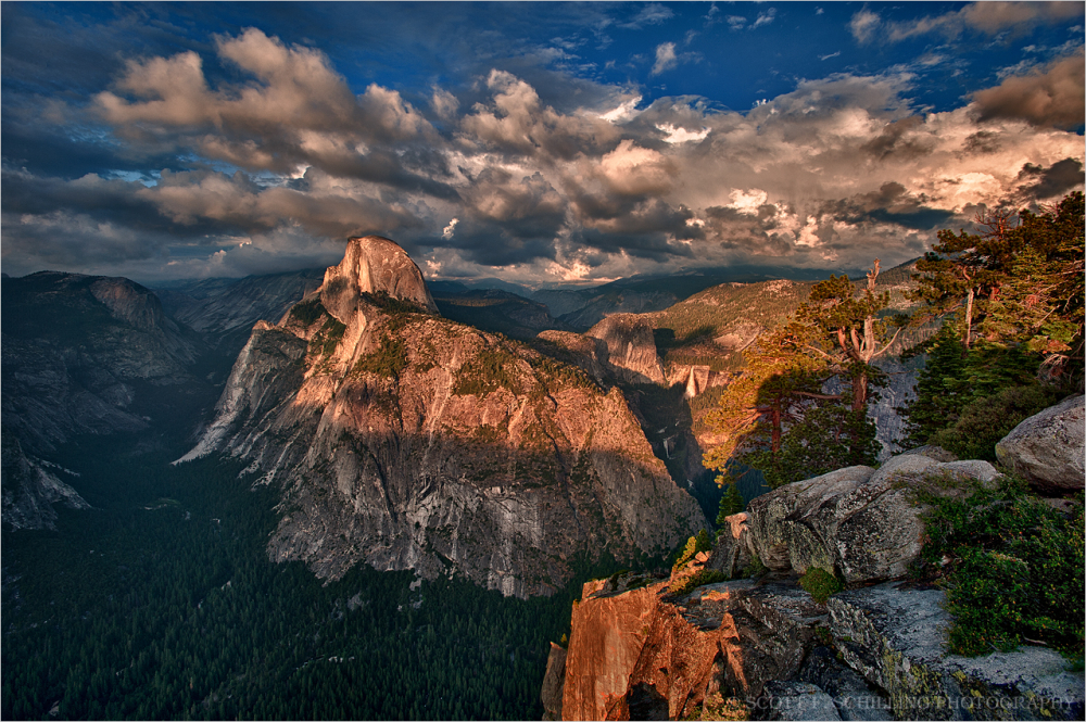 Yosemite - Glacier Point