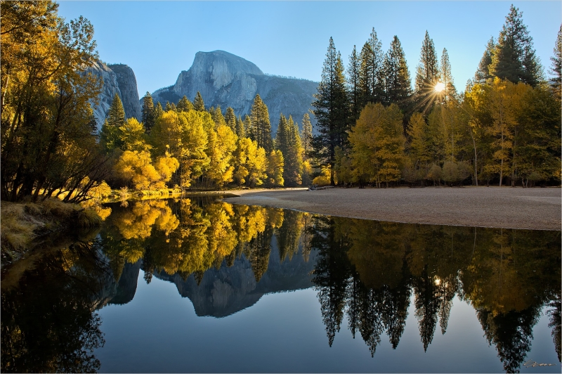 Fall Morning   Yosemite