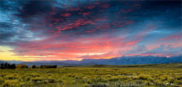 Grand Teton Range