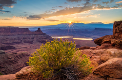 Dead Horse Point Sunrise