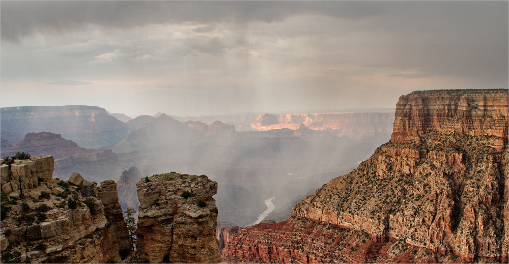 Grand Canyon Showers