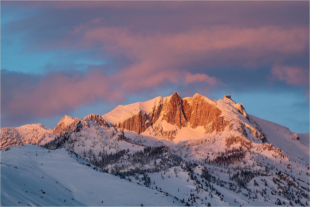 Alpen Glow