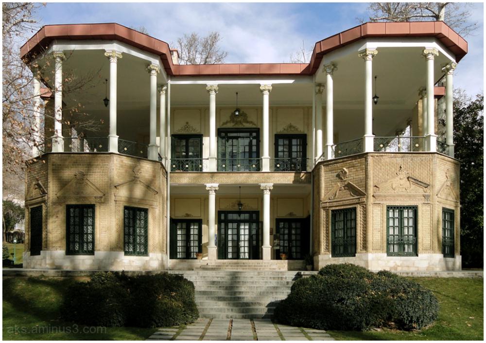 Ahmad-shahi mansion