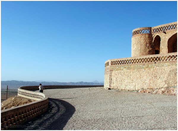Bozorgmehr tomb 3