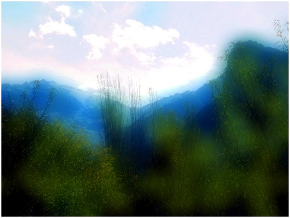 Mountainous
