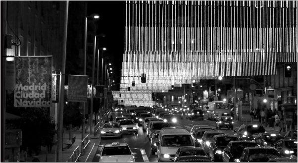 Madrid de noche / Madrid at night