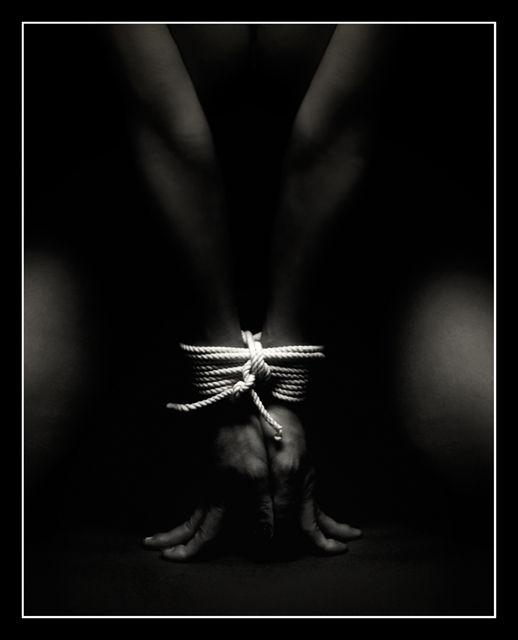 Tied hands by DenisSm