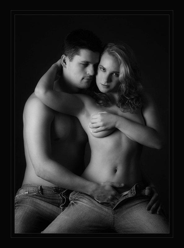 Love is dressing jeans by DenisSm