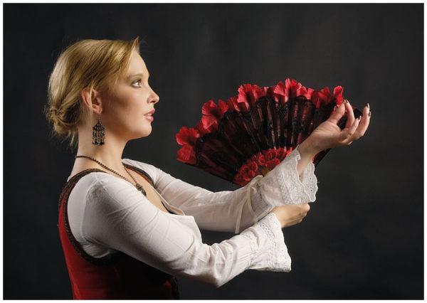 Spain dancer