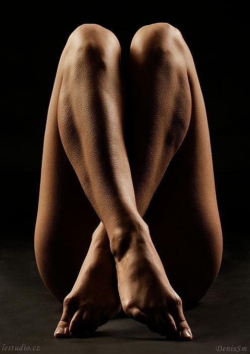 Crossed-legs