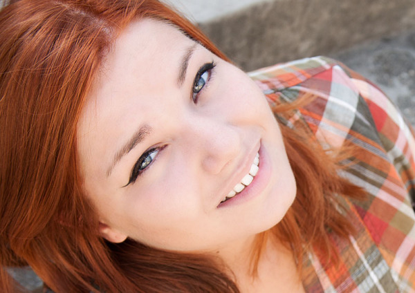 Portrait of Margitka