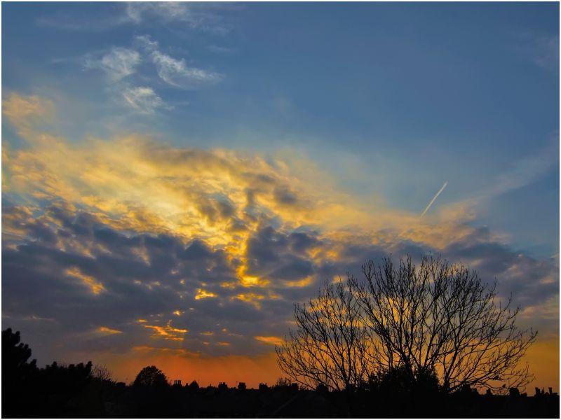 Sunset @ No. 27