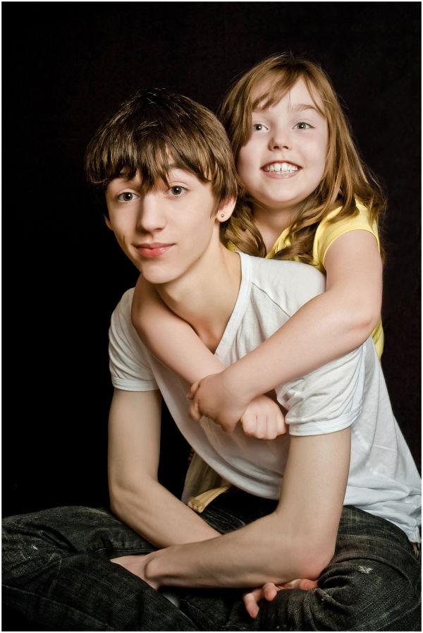 James & Natasha
