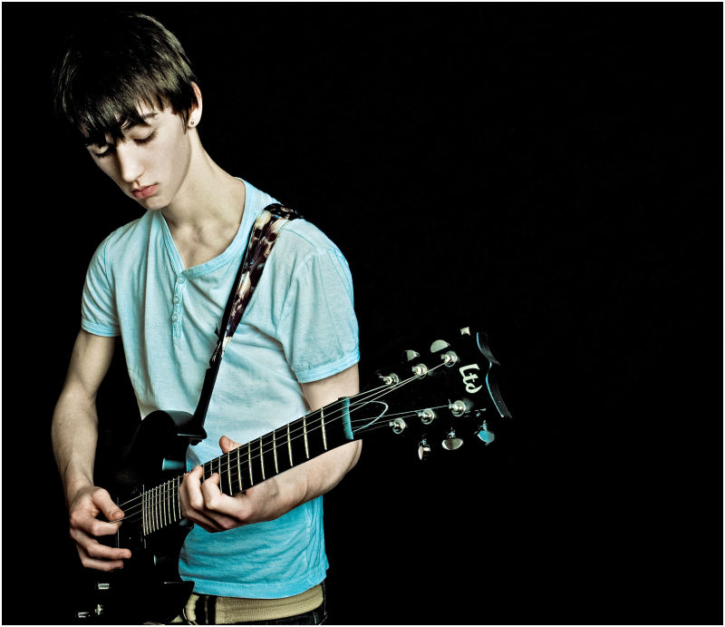 James - Lead Guitar