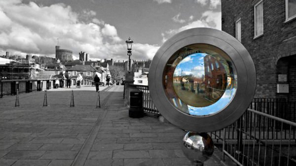 Windsor through the Looking Glass