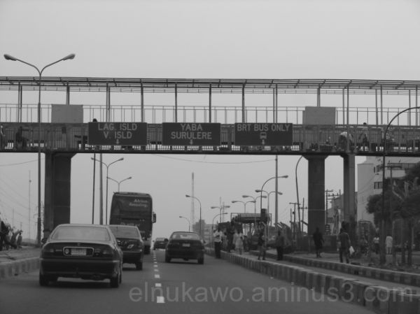 Ikorodu road motion..