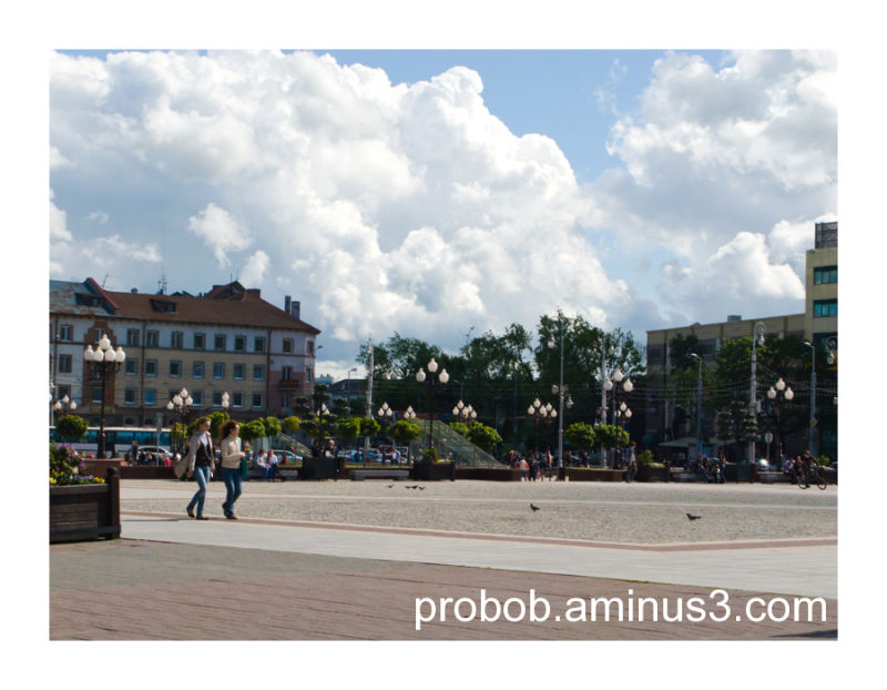 Square of the Victory