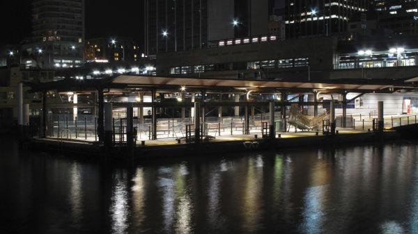 Circular Quay Dock