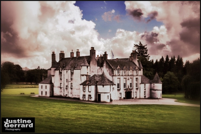Leith Hall, Aberdeenshire