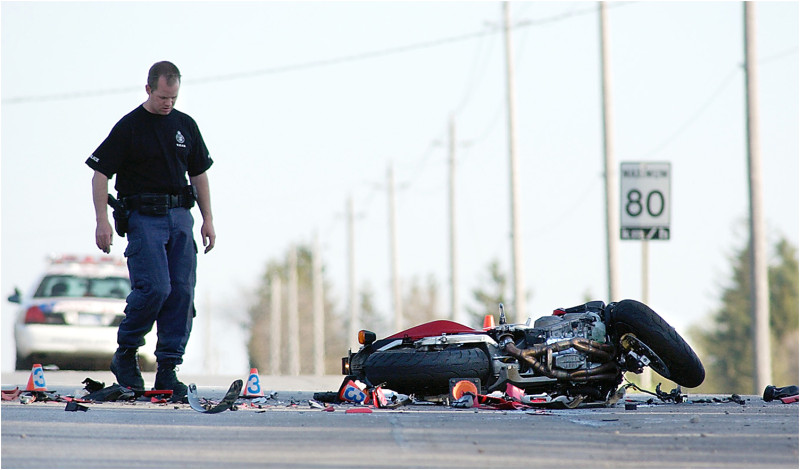 fatal motorcycle crash