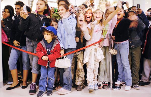 cheetah girls fans