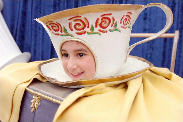 home show teacup