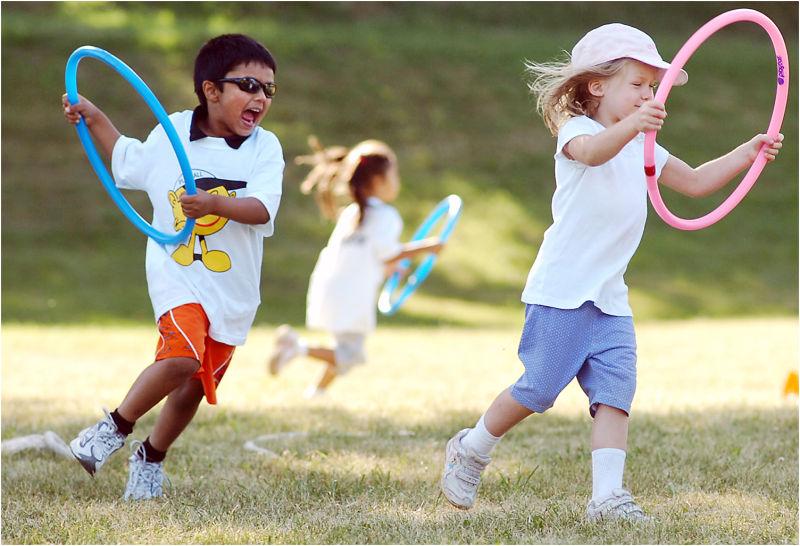 kid, active