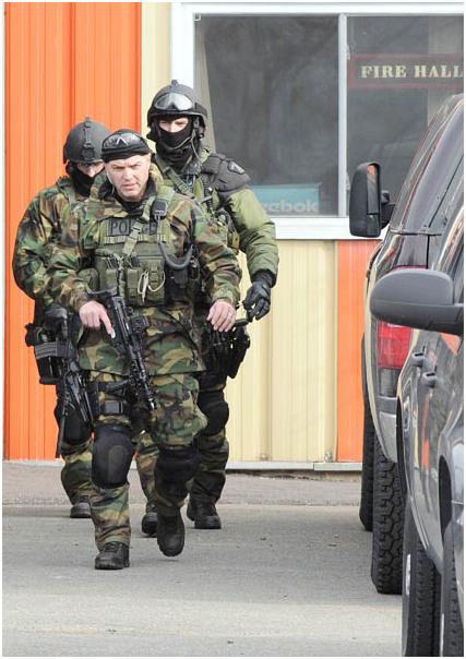 rcmp police swat team ert