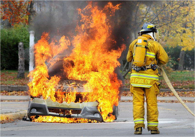 car fire bridgetown nova scotia