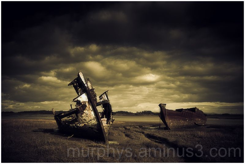 Wrecks. Fleetwood.