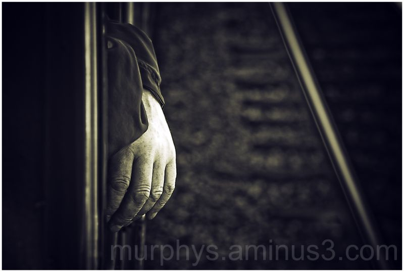 man ,hand ,travel, railway.