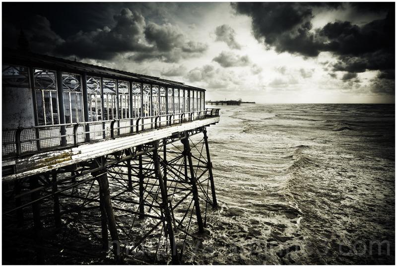 North Pier , Blackpool.
