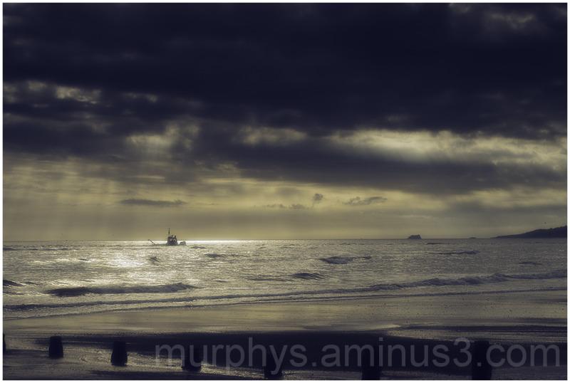 Lyme Bay.