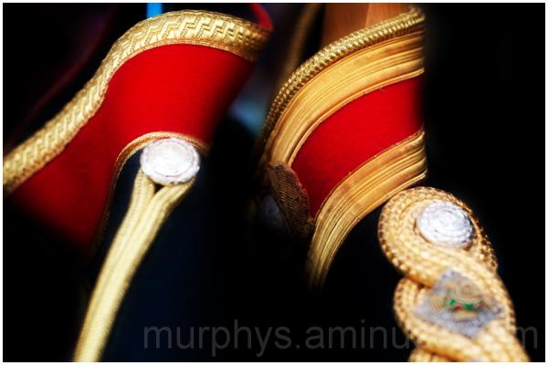 Uniforms.