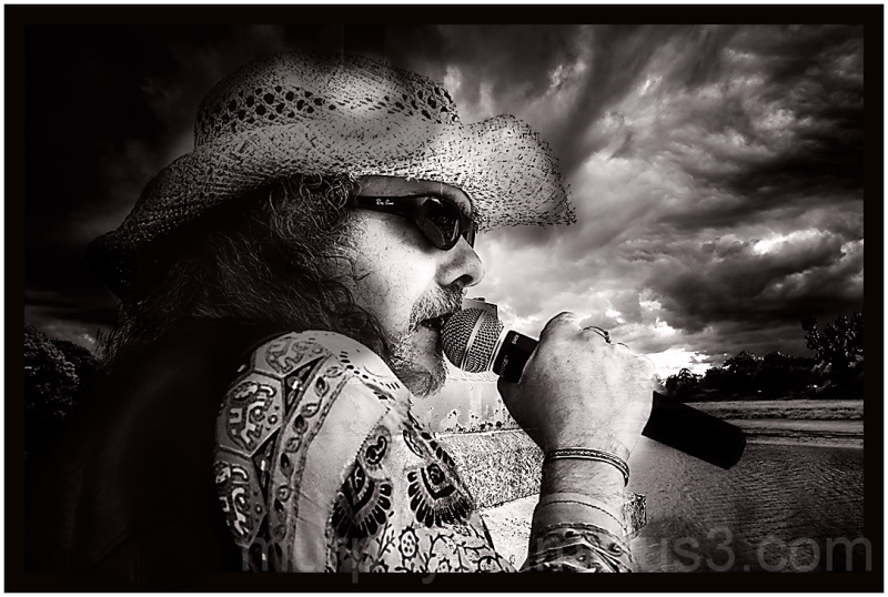 Blues Singer.