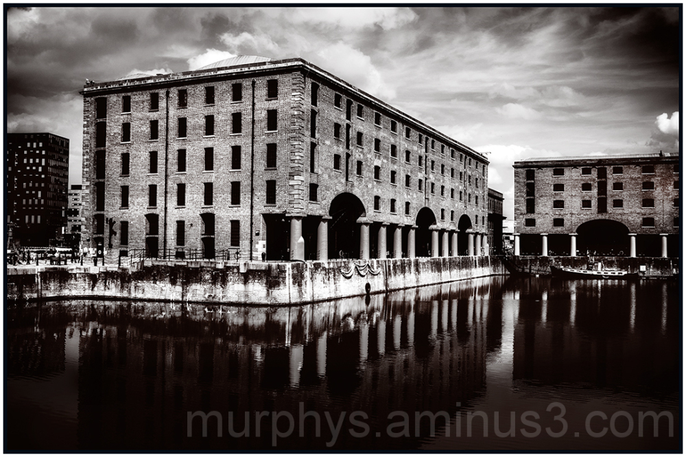 Albert Dock,Liverpool.