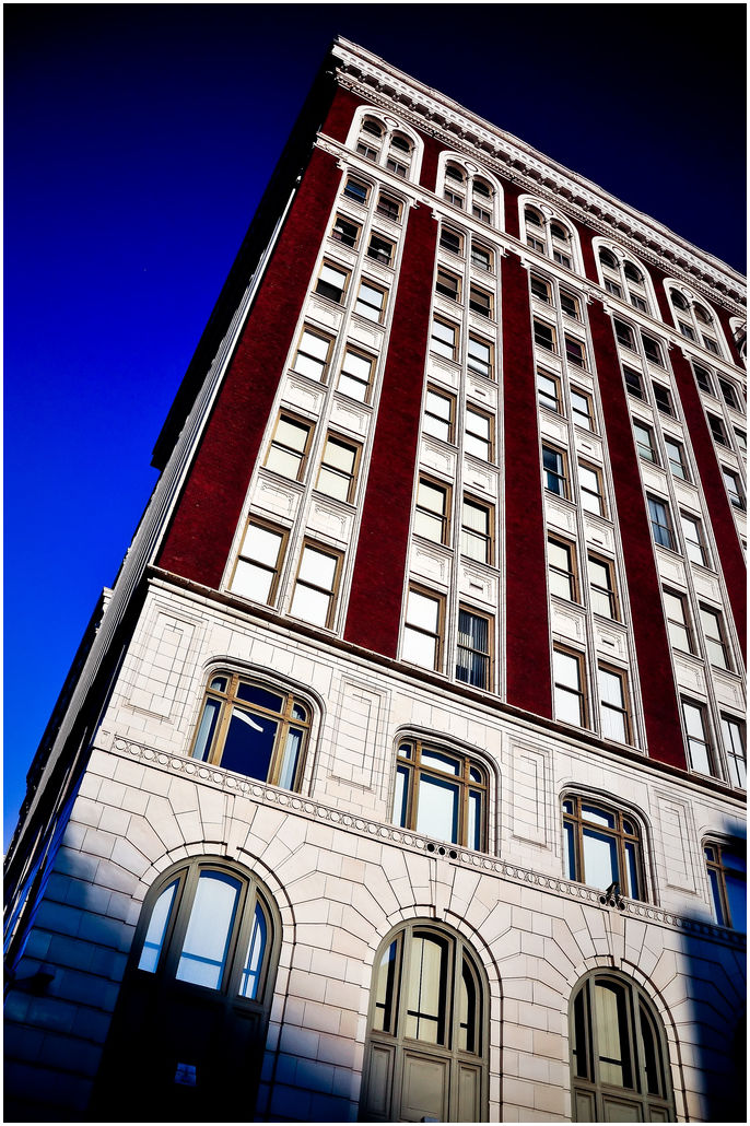 The Benson Hotel in Portland