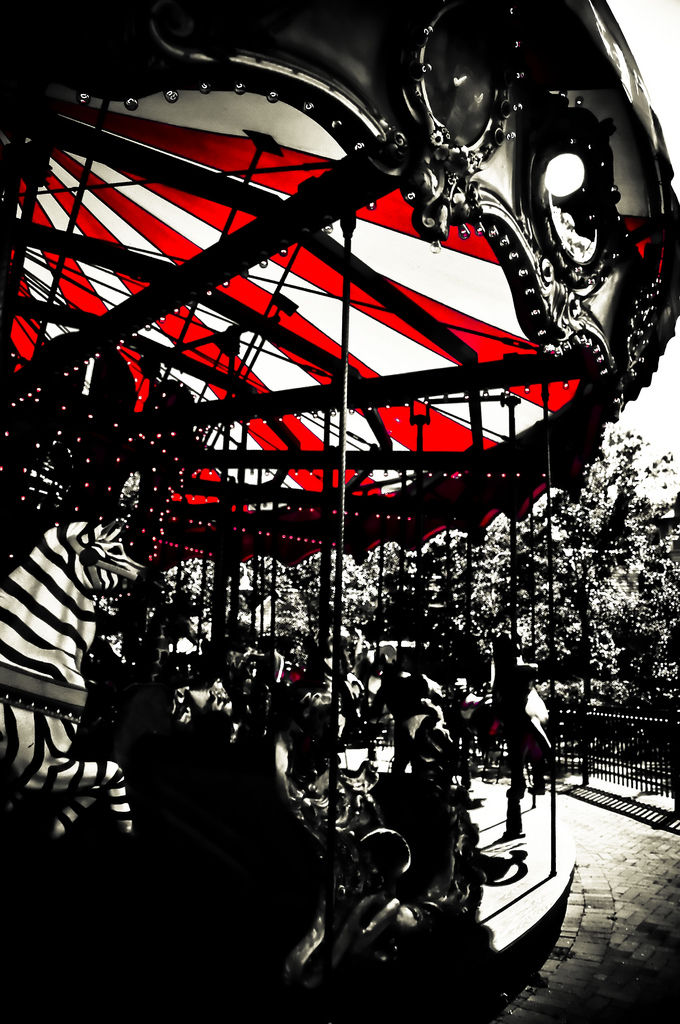 Carousel at Audubon Park