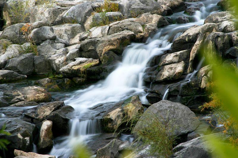 Waterfalls (2/2)